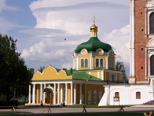 Christoroshdestvenskii Kathedrale (der Christigeburt)