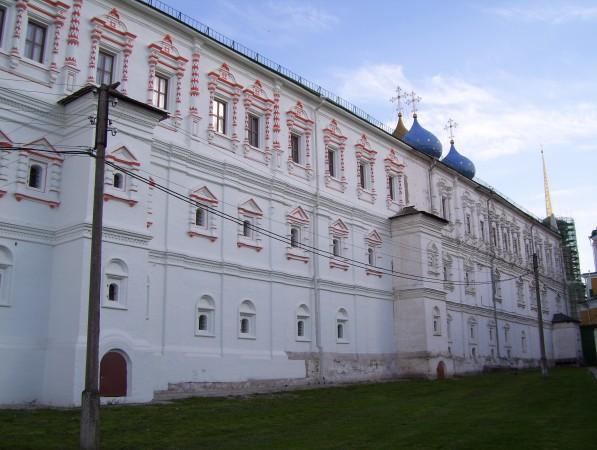 Olegs Palast (Hintenansicht)