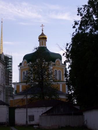 Christoroshdestvenskii Kathedrale (Hintenansicht)