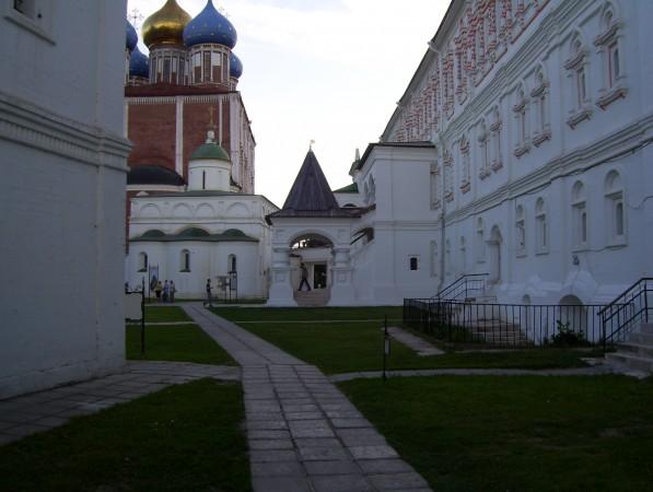 Innenhof von Kreml