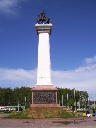 Georgii-Pobedonossez Denkmal