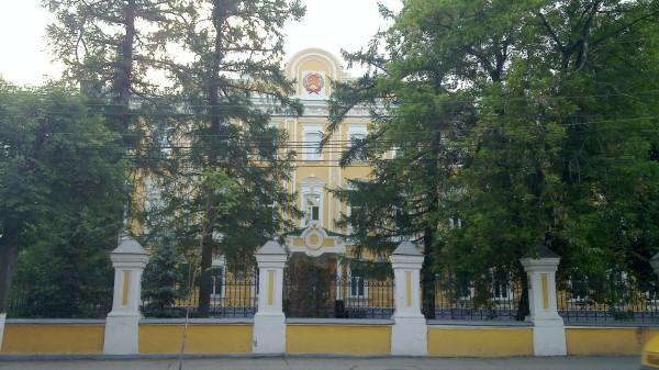 Die staatliche S.Jessenin-Universität Ryazan
