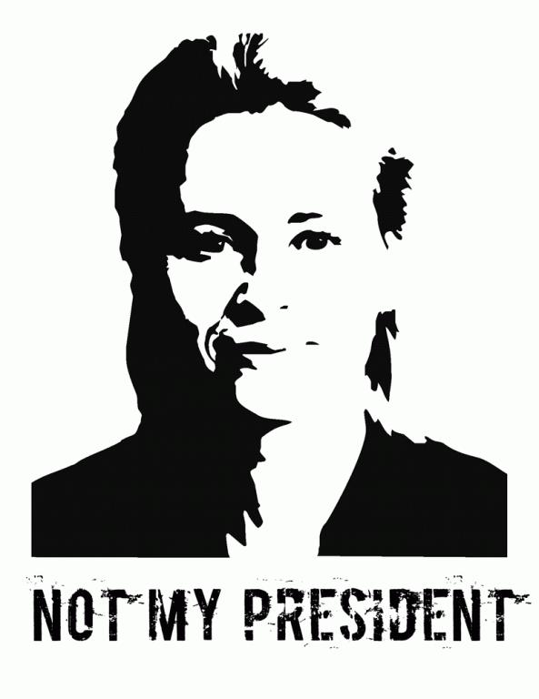 Zensursula: Not my president!