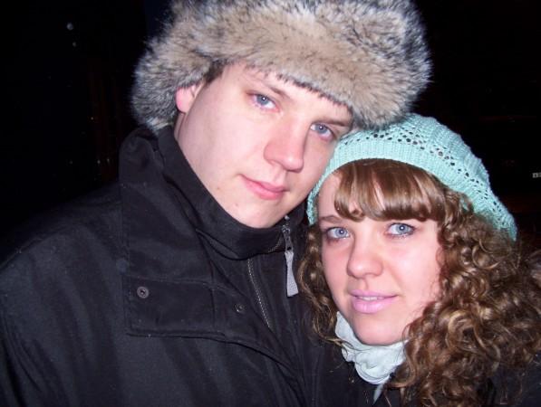 Ja gut, so kalt wars zu dem Zeitpunkt gar nicht, hab die Mütze kurz nach dem Foto auch wieder abgenommen ;-)