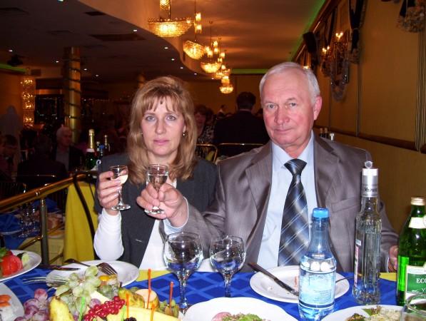 Antonina und Volodja