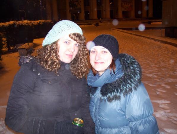 Olga und Marina