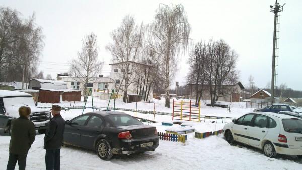 Zu Besuch bei Olgas Nichte