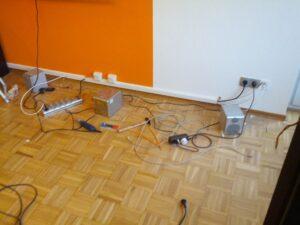 TV/Media Ecke