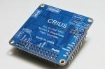 Crius AIO Pro Flight Control von unten