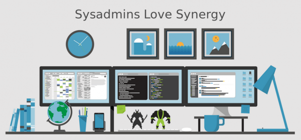 Sysadmins love Synergy