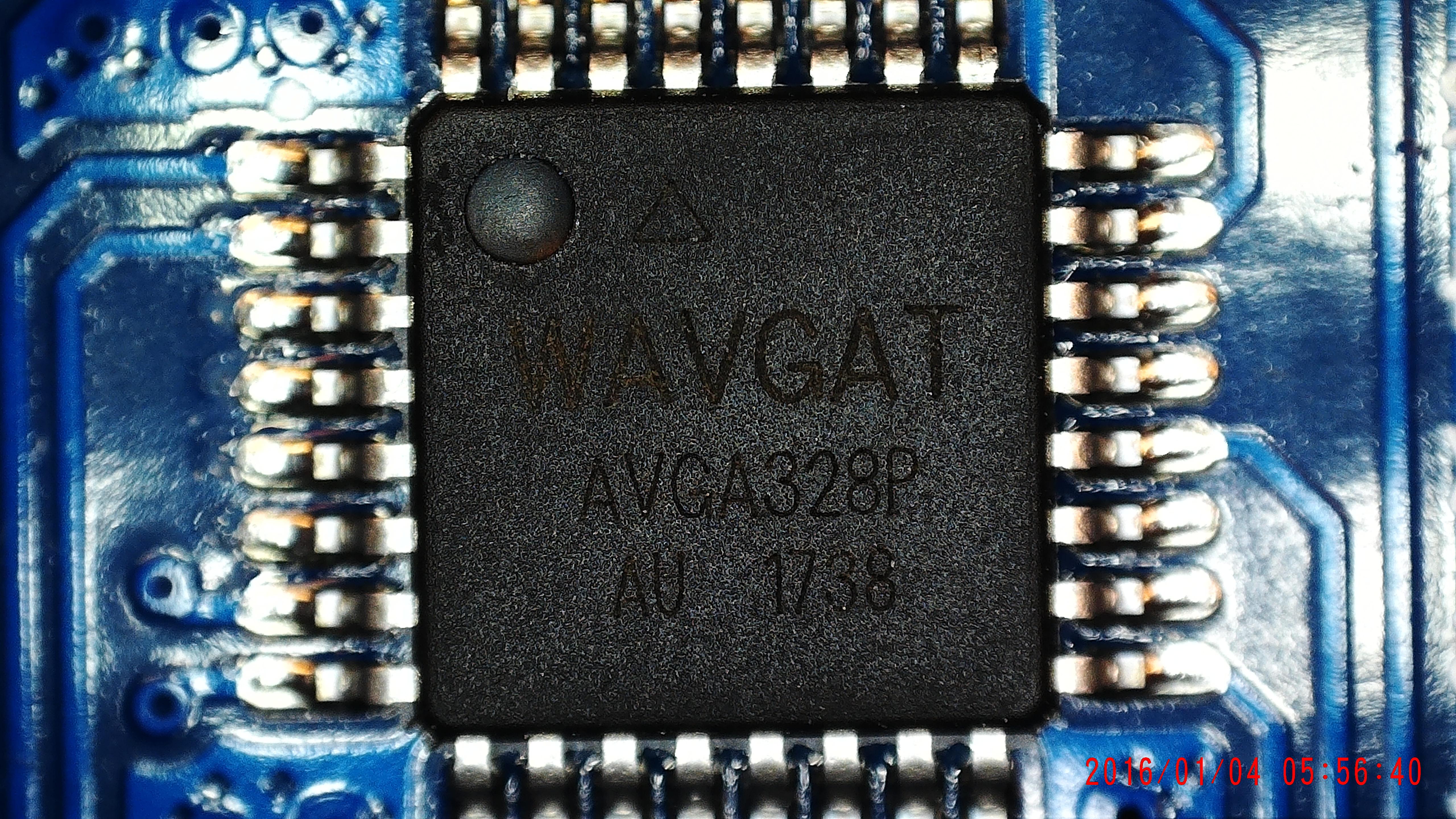 WAVGAT AVGA328P Mikrocontroller