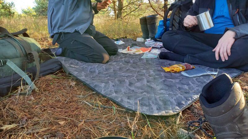 """Roadside picnic in the """"zone"""""""