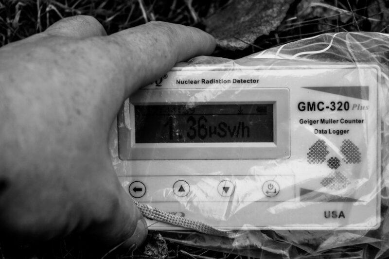 Radiation ☢ : 1.37 µS/h